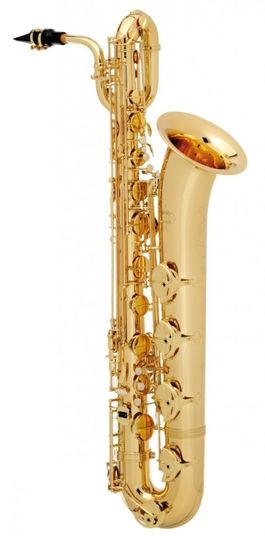 Saxo Baritono Buffet Advance Bc8403 Lacado
