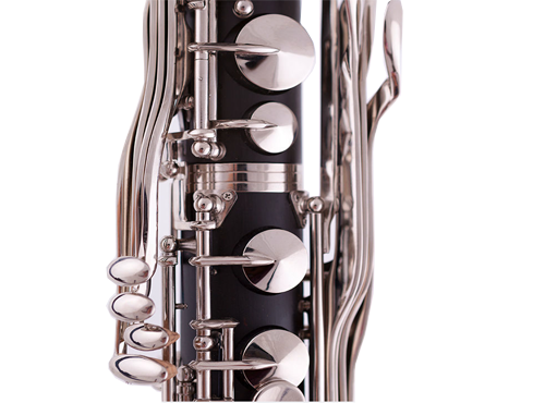 Clarinete Bajo Sib Boehm Beginner Abs Hasta el Do Grave 3