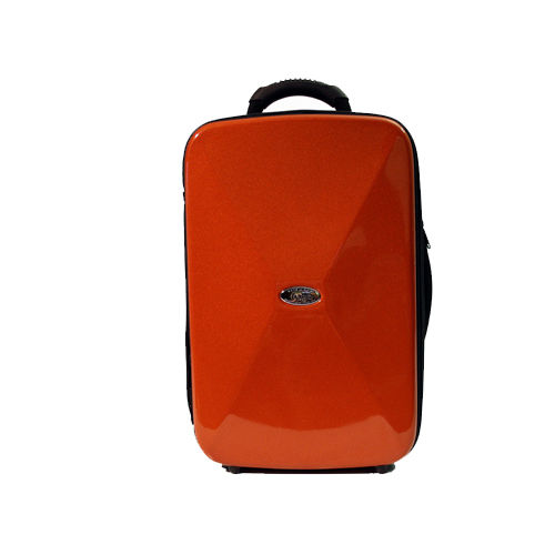 Estuche 2 Clarinetes Bags Evolution EV-1 Metalic Cobre